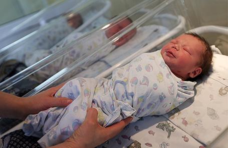 ВСИЗО рождаемость возросла вдвое