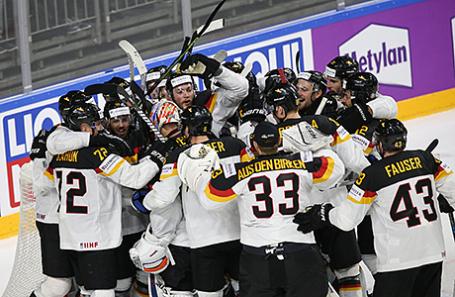 Сборная Германии по хоккею.