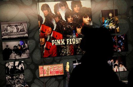 Встолице Англии открылась выставка, приуроченная к Pink Floyd