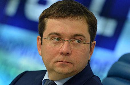 Заместитель министра строительства и ЖКХ РФ Андрей Чибис.