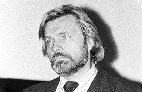 Актер Олег Видов.