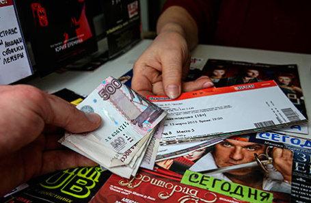Минкультуры запустит систему контроля за настоящими продажами билетов вРФ