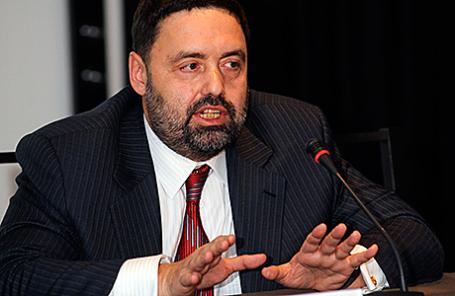 Вениамин Голубицкий.