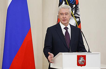 Сергей Собянин.