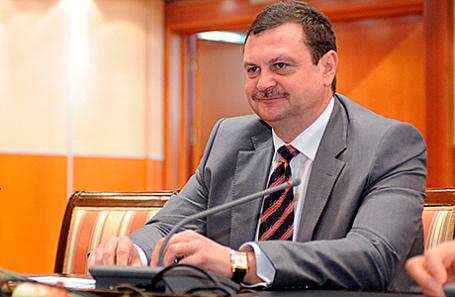Сергей Солдатенков.