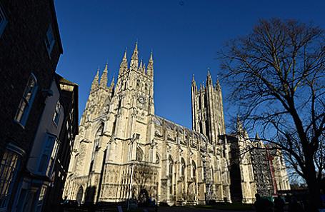 Кентерберийский собор — главный собор Церкви Англии.