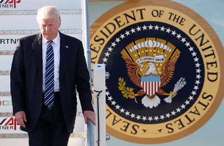 Трамп хочет уменьшить госрасходы на $3,6 трлн за10 лет