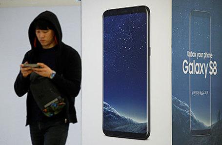 Хакеры научились обманывать сканер радужки в Самсунг Galaxy S8