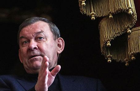 Директор Государственного академического Большого театра России Владимир Урин.