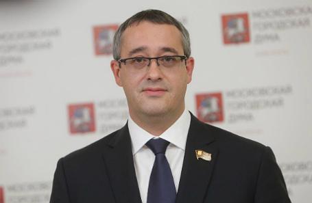 Алексей Шапошников.