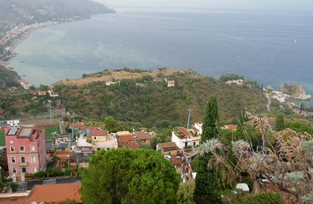 Таормина (Сицилия).