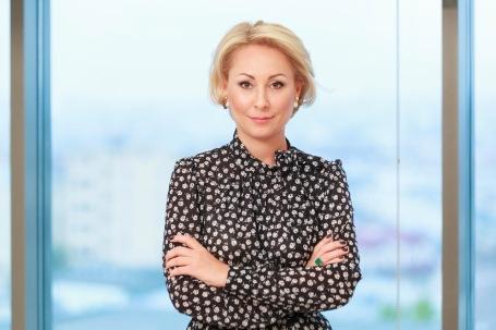 Марина Руднева, генеральный директор Финансовой Группы «Будущее».