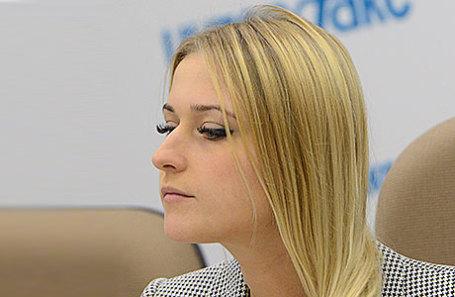 Яна Лантратова.