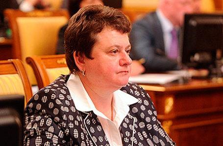 Губернатор Владимирской области Светлана Орлова.
