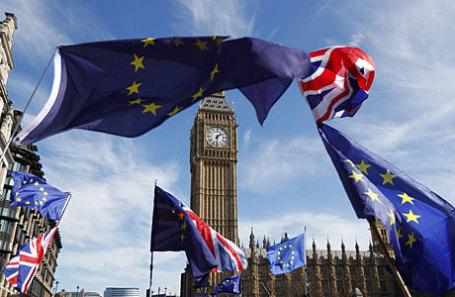 Консерваторы лишились большинства впарламенте Англии