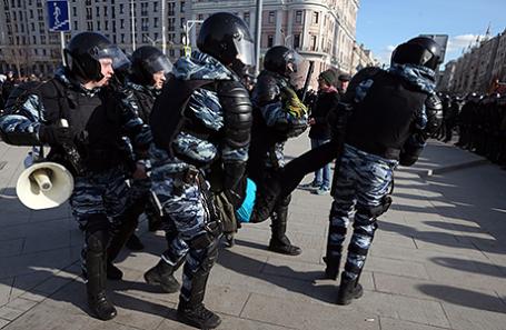 СКпредъявил фигуранту дела омитинге 26марта официальное обвинение