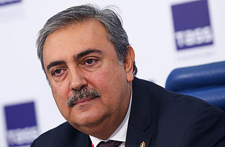 Генеральный директор Coca-Cola HBC Россия Стефанос Вафеидис.