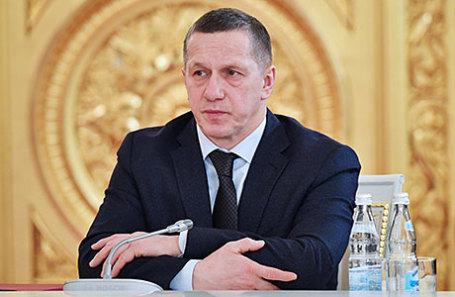 Вице-премьер РФ, полномочный представитель президента РФ в Дальневосточном федеральном округе Юрий Трутнев.