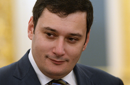Александр Хинштейн.