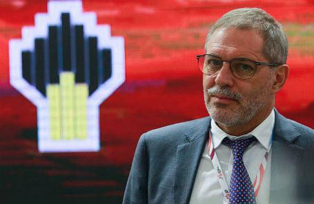 Вице-президент глава информационного департамента Роснефти Михаил Леонтьев