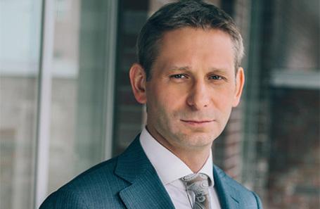 Геннадий Жужлев, член правления, руководитель корпоративного блока банка «Открытие».