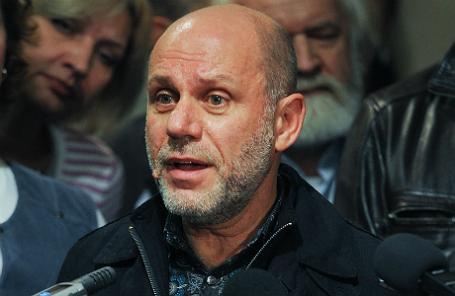 Экс-директор театра имени Гоголя Алексей Малобродский.