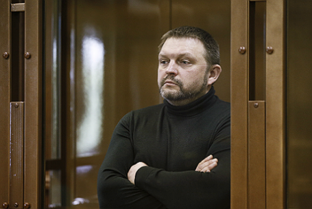 Рассмотрение ходатайства о продлении ареста экс-губернатора Кировской области Никиты Белых в Москве.