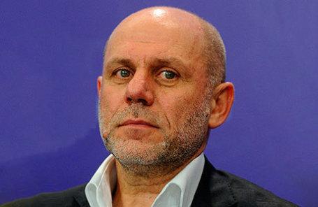 Бывший генеральный продюсер «Седьмой студии» Алексей Малобродский.