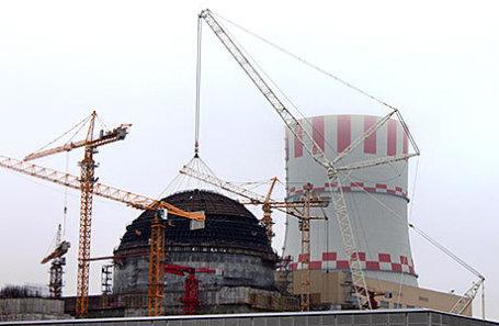 На Нововоронежской АЭС-2.