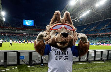 РФ заняла 3 место всписке «самых удачных хозяек» Кубка конфедераций