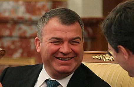 Бывший министр обороны РФ Анатолий Сердюков.