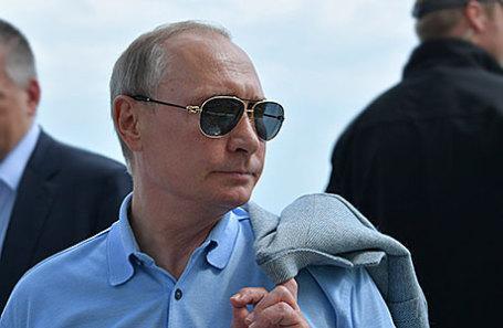 Путин изменил собственный  маршрут поИжевску изаехал встарый барак