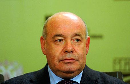 Специальный представитель президента РФ по международному культурному сотрудничеству Михаил Швыдкой.