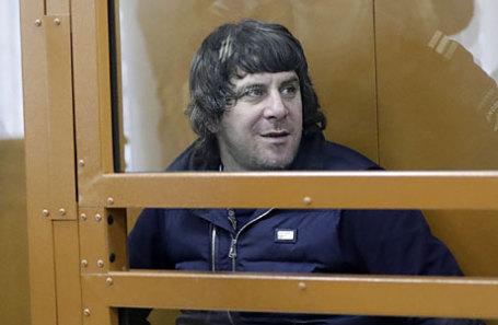 Фигурант по делу об убийстве политика Бориса Немцова Темирлан Эскерханов.