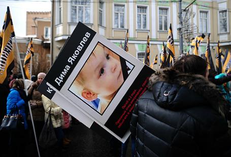 ЕСПЧ непересмотрел запрет наусыновление гражданами США детей из РФ