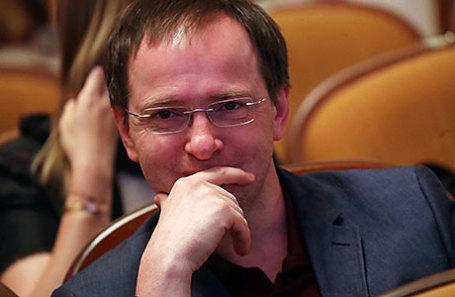 Министр культуры РФ Владимир Мединский.