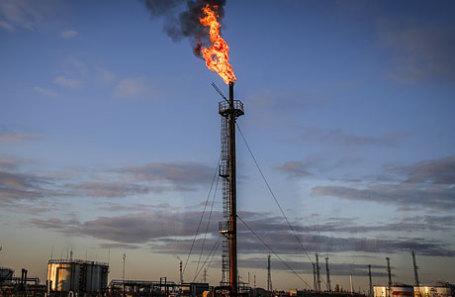 Нефтегазовые месторождения в Ямало-Ненецком Автономный округе.