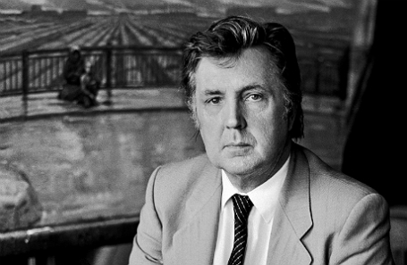 Илья Глазунов, 1988 год.