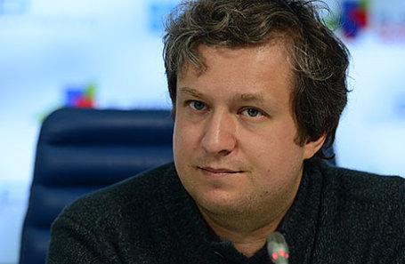 Кинокритик Антон Долин.