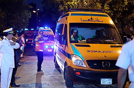 Неизвестный напал сножом наегипетский отель— погибли двое иностранных туристов
