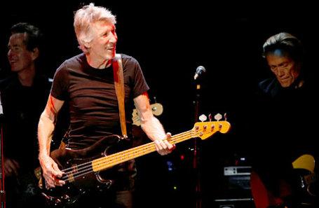 Люди покидают концерты основоположника Pink Floyd из-за критики Трампа