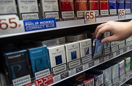 В Министерстве здравоохранения посоветовали запретить беспошлинную реализацию сигарет вduty free