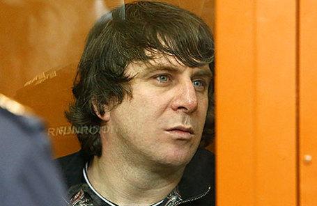 Осужденный по делу об убийстве политика Бориса Немцова Темирлан Эскерханов.