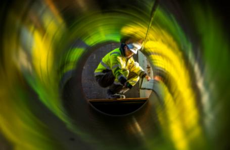 Бизнес Германии объявил, что политизация проекта «Северный поток-2» неприемлема