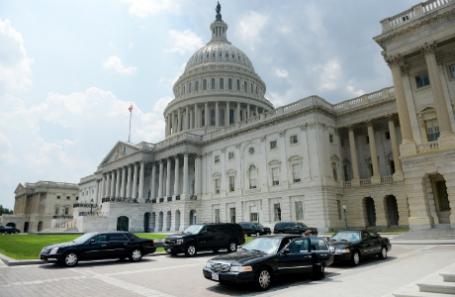 Вашингтон. Здание Конгресса США