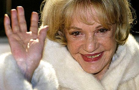 Жанна Моро.