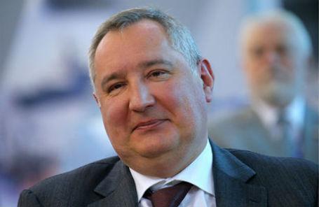 Вице-премьер РФ Дмитрий Рогозин.