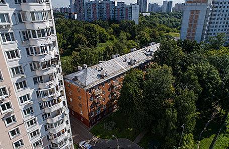 Стартовые площадки для строительства жилья в рамках реновации.