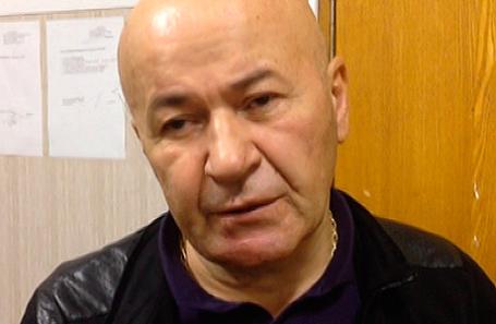 Резо Бухникашвили (Пецо).