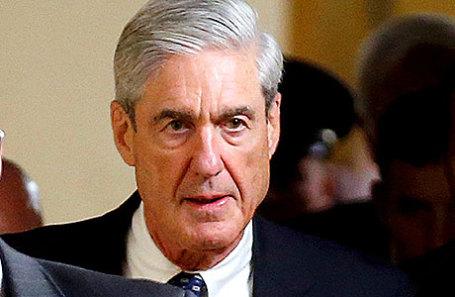 Прокурор Роберт Мюллер.